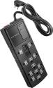 Deals List: Dynex™ - 12-Outlet/2-USB Surge Protector Strip - Black, DX-SF127