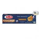 Deals List: Barilla Whole Grain Pasta, Thin Spaghetti, 16 Ounce (Pack of 12)