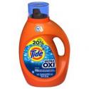 Deals List: Tide Liquid Detergent LQ2X HE Ult Oxi 115 oz Bonus