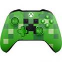 Deals List: Microsoft Xbox One Minecraft Creeper Wireless Controller