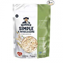 Deals List: Quaker Simple & Wholesome Organic Multigrain Hot Cereal, Oats with Barley, Buckwheat, Rye & Flaxseed, 1 lb Bags, 3 count