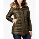 Deals List: Vince Camuto Faux-Fur-Trim Hooded Puffer Coat