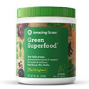 Deals List: Amazing Grass Green Superfood Organic Powder with Wheat Grass and Greens, Flavor: Original, 30 Servings
