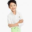 Deals List: Kids' Crewcuts X Nickelodeon Long-Sleeve Critter Polo Shirt
