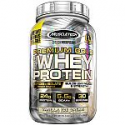 Deals List: MuscleTech Premium Gold 100% Whey Protein, Premium Whey Protein Powder, Instantized and Ultra Clean 100% Whey Protein, Vanilla Ice Cream, 35.2 Ounce