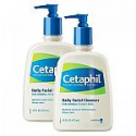 Deals List: Cetaphil Normal to Oily Skin Daily Facial Cleanser Set, 2pk, 16oz + $5 gift card