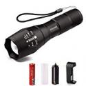 Deals List: BTOCANDY Handheld Flashlight, 1000 Lumens T6 Led Bulb