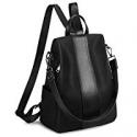 Deals List: Yaluxe Women Backpack Waterproof Genuine Leather Backpack