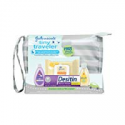 Deals List: Johnsons Tiny Traveler Baby Gift Set Baby Bath and Skin Care