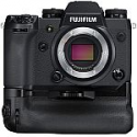 Deals List: Fujifilm X-H1 24.3MP Camera with Vertical Power Booster Grip Kit