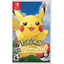Deals List: Nintendo Switch Pokemon Let's Go, Pikachu