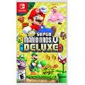 Deals List: Super Mario Bros. U Deluxe for Nintendo Switch
