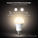 Deals List: Philips Hue White A19 4-Pack 60W Equivalent Dimmable LED Smart Bulb (Compatible with Amazon Alexa, Apple HomeKit and Google Assistant)