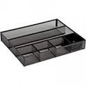 Deals List: Rolodex Deep Desk Drawer Organizer, Metal Mesh, Black (22131)