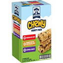 Deals List: Quaker Chewy Granola Bars, Variety Pack, 58 Count