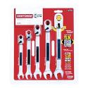 Deals List:  Craftsman 5-Piece Extreme Grip Wrench Set (912758)