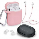 Deals List: 5-Piece Apple AirPod Case Cover and Accessory Pack
