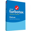 Deals List: TurboTax Deluxe 2018 Tax Software Federal with State + Efile for PC