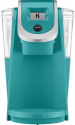 Deals List: Keurig - K200 Single-Serve K-Cup Pod Coffee Maker - Turquoise