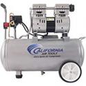 Deals List: California Air Tools 8010 Ultra Quiet & Oil-Free 1.0 hp Steel Tank Air Compressor, 8 gal, Silver