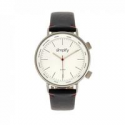 Deals List: Simplify The 3300 Leather-Band Watch