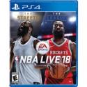 Deals List: NBA Live 18, Electronic Arts, PlayStation 4 014633733839