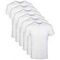 Deals List: 6-Pack of Gildan Men's Crew Neck T-Shirts (White)