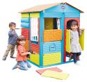 Deals List:  Little Tikes Build-a-House Playhouse