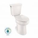 Deals List: Glacier Bay 2-piece 1.0 GPF Single Flush Elongated Toilet in Biscuit