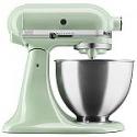 Deals List: KitchenAid Deluxe 4.5 Quart Tilt-Head Stand Mixer, Pistachio (KSM88PT)