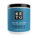 Deals List: Perfect Keto MCT Oil Powder: Unflavored Ketosis Supplement
