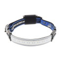Deals List: OV LED 802100 Broadbeam LED Headlamp, Ultra-Low Profile Durable Elastic Headband, Camping, Hunting, Runners, Hiking, Outdoors, Fishing, 210° Illumination, 300 Lumens, 20 Bright LED Lights, 3 AAA Battery Powered, 3 Power Settings
