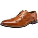 Deals List: JOUSEN Mens Oxford Classic Wingtip Brogue Formal Dress Shoes