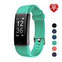 Deals List: LETSCOM Fitness Tracker Heart Rate Monitor Watch