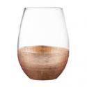Deals List: American Atelier Linen Set of 4 Stemless Wine Glasses