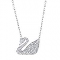 Deals List: Swarovski Crystal Swan Necklace