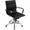 Deals List: Poly and Bark Ribbed Mid Back Office Chair