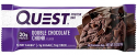 Deals List: Quest Nutrition Oatmeal Chocolate Chip Protein Bar, High Protein, Low Carb, Gluten Free, Soy Free, Keto Friendly, 12 Count