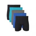 Deals List: 5-Pack Gildan Mens Assorted Covered Waistband Boxer Brief