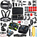 Deals List: SmilePowo 51-in-1 Outdoor Sports Camera Accessories Kit