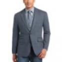 Deals List: JOE Joseph Abboud Black Slim Fit Casual Coat