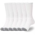 Deals List: Eastbay 6 Pack Cushion Crew Mens Socks