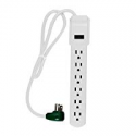 Deals List: GoGreen Power GG-16103MS 6 Outlet Surge Protector w/ 2.5' Cord