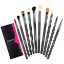 Deals List: Duorime Silky 10Pcs Eyeshadow Makeup Brush Set
