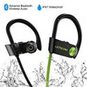 Deals List: LETSCOM Bluetooth Headphones Wireless Earbuds Mic IPX7