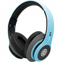 Deals List: iJoy Matte Rechargeable Wireless Bluetooth Foldable Over Ear Headphones with Mic, Avatar