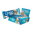 Deals List: Quest Nutrition Vanilla Caramel Hero Protein Bar, Low Carb, Gluten Free, Soy Free, 10 Count