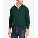 Deals List: Polo Ralph Lauren Men's Estate-Rib Mock-Neck Pullover