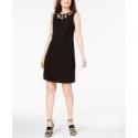 Deals List: Calvin Klein Jewel-Neck Sleeveless Sheath Dress