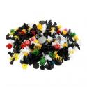 Deals List: 200PCs Universal Plastic Rivets Automobile Expansion Screws